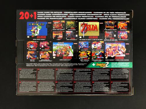 SNES Classic Mini 2