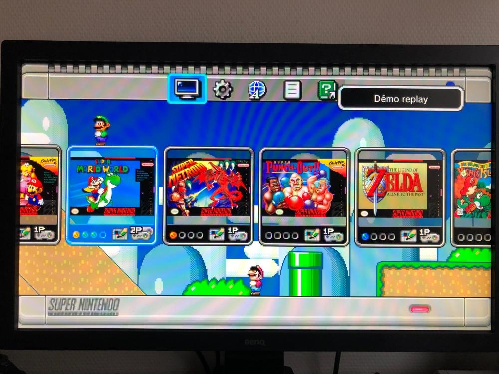 SNES Classic Mini screenshot 10