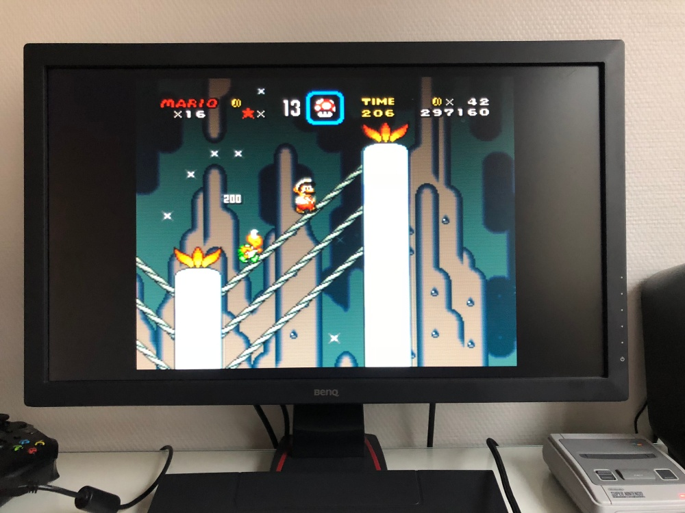 SNES Classic Mini screenshot 6